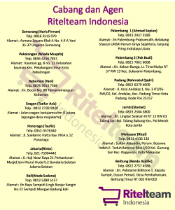 cabang-dan-agen-ritelteam-indonesia