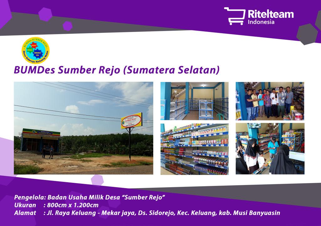 (Sumatera Selatan) Bumdes Sumber Rejo