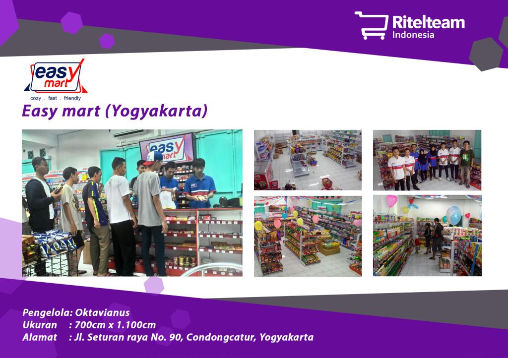 (Yogyakarta) Easymart